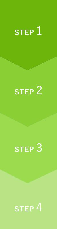 STEP 1 STEP 2 STEP 3 STEP 4 STEP 5