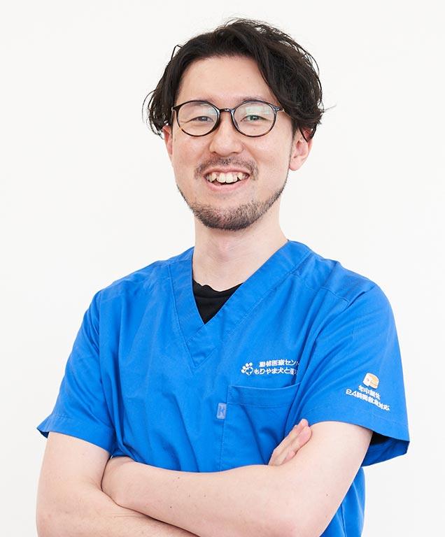 三浦 健児 副院長(獣医師)