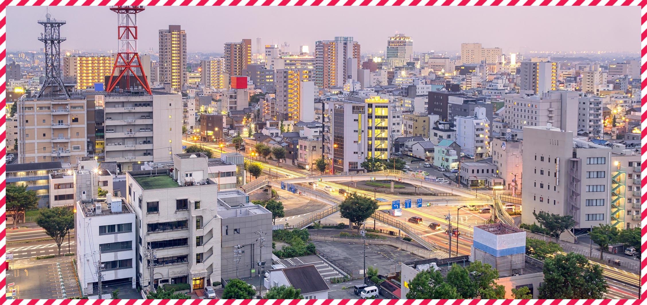 愛知県の魅⼒とは